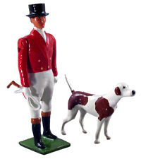 William Britains,Heritage Collection, HuntsmaN with Hound, 49503
