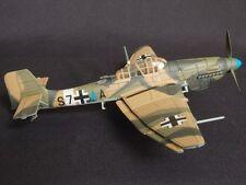Hobby Master 1/72 Ju-87-D3, StG.3, Geschwaderkommodore Walter Sigel, Libya, 1942