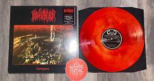 New listing Blood Incantation Starspawn Red Marble LP Vinyl W/Lyric Insert + Poster NEW RARE
