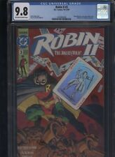 Robin II #3 CGC 9.8 Tom Lyle 1991 CHUCK DIXON Batman - The Joker