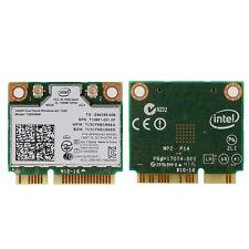 Mini PCI-E BT4.0 Card Intel Dual Band Wireless-AC 7260HMW For HP SPS 710661-001