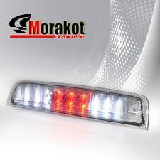 09-13 Dodge Ram Third 3rd Brake light LED Signal Stop Lamp Car Chrome Clear Lens
