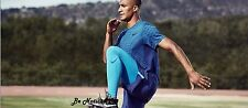 Nike Pro Hyper compression Men's Training Tights M Blue Gym Running Yoga New