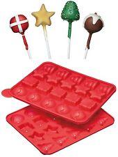 Kitchencraft' Sweetly Does It '20 noël gâteau Pop Moule sdicpopxmas