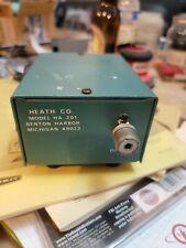 Heathkit HA-201 Two 2 Meter  Amplifier Ham  Radio