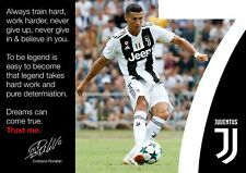 Ronaldojuventus Poster #3 - Motivational quotes - A3 - 420mm x 297mm (NEW)