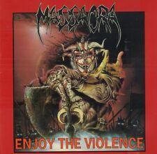 MASSACRA – ENJOY THE VIOLENCE (1997 THRASH DEATH METAL CD FRANCE)