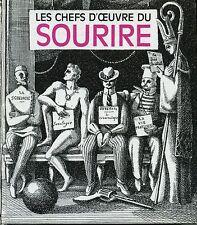 LES CHEFS D'OEUVRE DU SOURIRE. ANTHOLOGIE PLANETE. 1964. COLLECTIF