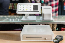 Clover POS Station Point Of Sale Solution Touchscreen Apple Pay Brand New System