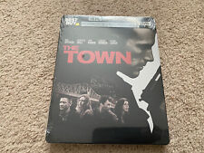 The Town 2010 (4K Ultra/Blu-ray/Digital) Steel Book Best Buy Exclusive