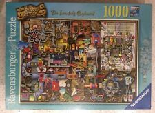 The Inventor's Cupboard by Colin Thompson Ravensburger 1000 piece jigsaw.