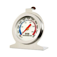 Oven Thermometer Food Meat Temperature Stainless Steel Home Cooking Thermograph