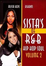 NEW Sista's Of R&B Hip Hop Soul Vol. 2: Alicia Keys & Ashanti (DVD)