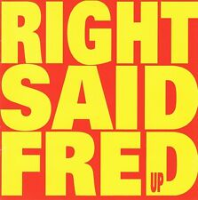 Right Said Fred - Up - CD Album - I'm Too Sexy - Don't Talk Just Kiss