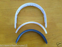 Replacement WHITE Headband + Cushion pad for Beats by Dr Dre MIXR Headphones