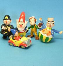 NODDY & the Policeman Oui Oui PLASTOY 5 Figuren komplett TOPZUSTAND