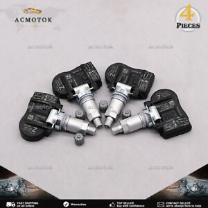 4x Tire Pressure Sensor TPMS 40700-3JA0A For Nissan Altima Murano Infiniti QX60