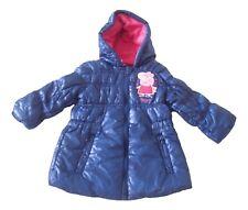 Baby Girls/Boys Coat Peppa Pig Or George Pig 12-30 Months