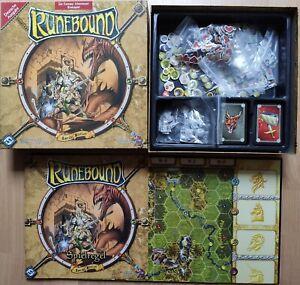 Runebound 2. Edition - deutsch