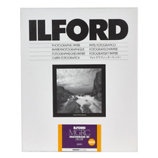Ilford Multigrade 12.7x17.8cm ( 5x7inch)25sh 25M Satin B&W paper