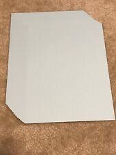 "Neenah Exact Index Cardstock Paper Lot Baby Blue 8.5 x 11"" 24 Sheets 110 lb"