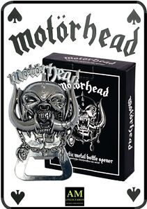 Motorhead - Bottle Opener Logo Was Pig - New