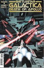 Battlestar Galactica Death of Apollo Comic Book #6 Cover A, 2015 New Unread