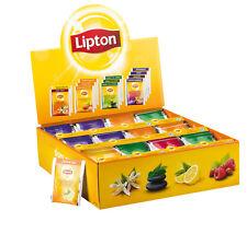 LIPTON Large Tea Selection Gift Box - 12 Flavors - 180 Envelopes Total