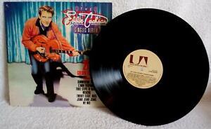 EDDIE COCHRAN THE SINGLES ALBUM 1979 Mono VINYL ALBUM RECORD EMI UAK 30244 EX/EX