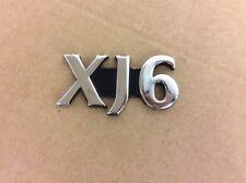 JAGUAR XJ6 CHROME TRUNK LID EMBLEM BBC9888