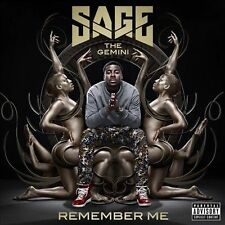 Remember Me [PA] * by Sage the Gemini (CD, 2014, Republic) NEW