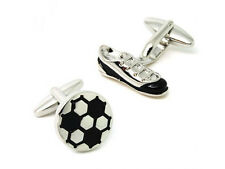 Soccer Sports Cufflinks