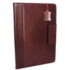 Genuine real Leather case fit apple iPad Air 2 Credit Card slots Slim Design