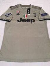 Adidas Champions League Juventus Away Tan Jersey