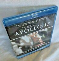 Apollo 13 ~ 15th Anniversary Edition BLU-RAY ---BRAND NEW