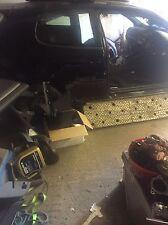 Vw Golf Mk5 1.9 Tdi 105 Bkc Bxe 04 Black 3dr Log Book And Bare Shell Logbook V5