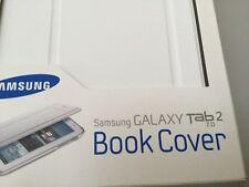 "Genuine SAMSUNG GALAXY TAB 2 7"" Book Cover - White"