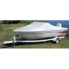 "Attwood Road Ready Boat Cover,Tournament Bass Boat, Outboard, 18' 2"" Length, 88"""