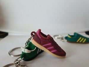 Adidas 3d Trainer Keyrings Liverpool, Cordoba, Dublin, Spezial