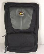 Case Logic Gray/Black Two Pocket Camera Case