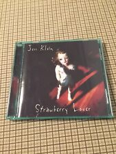 JESS KLEIN - STRAWBERRY LOVER USED - VERY GOOD CD