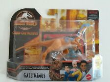 Gallimimus Camp Cretaceous - Mattel Jurassic World Figure Figurine Dinosaur