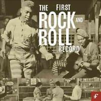 V/A - THE FIRST ROCK & ROLL REC NEW VINYL RECORD