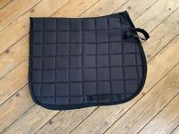 🤩 Black GP Saddlecloth Cob/Full Size 🤩