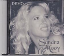 Sandra Mooy-Demo Promo cd maxi single 8 tracks
