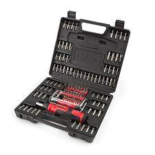 TEKTON Every bit and Electronic Repair Screwdriver Bit Set, 135-Piece 2841 NEW