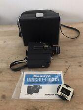 Sankyo Macro-Focus MF 404 S8 Film Camera 1,8/8,5-35mm Macro Zoom