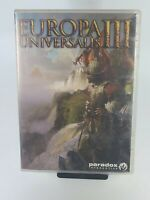 Europa Universalis III (PC CD-ROM) Video Game by Paradox Interactive