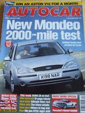 Autocar Cars, 2000s Transportation Monthly Magazines