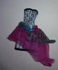 Monster High Doll Dot Dead Gorgeous Lagoona Dress Outfit
